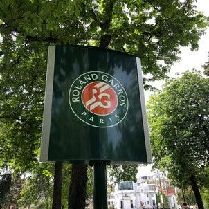 Roland-Garros 2021の画像