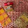 ハンバーグ弁当とロールキャベツの画像