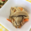 炒り豆腐の画像
