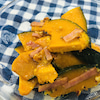 かぼちゃとピーナッツサラダの画像