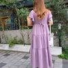 誰でもゆるふわになれちゃうフェミニンワンピ♡の画像