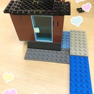 ブロックの日~お家を作ろう!~の画像