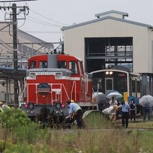 JR東日本×小湊鐵道 コラボ企画列車を追って木更津への画像