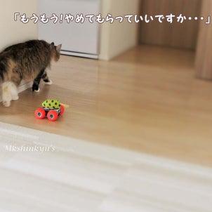 猫さんとネズミ自動車 後編の画像