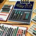 ペンとインクと文房具の店 樂