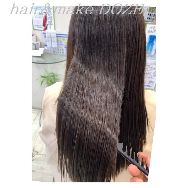 皆さん、ツヤ髪はお好きですか!?