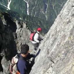 画像 登山におけるスキル の記事より 6つ目