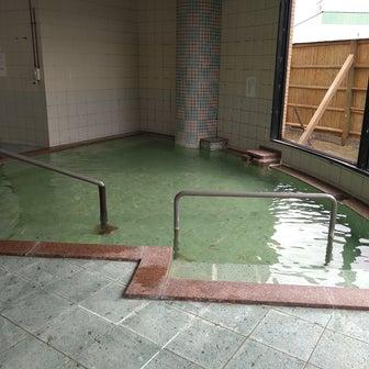 かたくり温泉 ぼんぼの湯✽うっすらグリーンのツルツル温泉でスッキリサッパリ@山形県鶴岡市