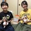 シダちゃん&ダダちゃん、幸せの新しいお家へ♪の画像
