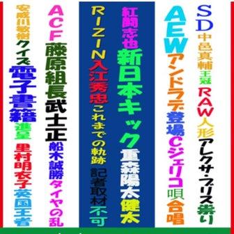 【ファイト!!】神宮寺しし丸【本日RIZIN東京ドーム大会取材】
