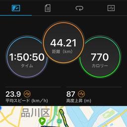 画像 2021.06.13朝練〜大井埠頭サイクリング の記事より 1つ目
