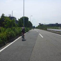 画像 2021.06.13朝練〜大井埠頭サイクリング の記事より 10つ目
