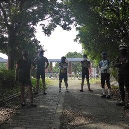 画像 2021.06.13朝練〜大井埠頭サイクリング の記事より 6つ目