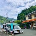 内子町立川の軽トラ市へ♡
