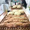玉ねぎの香りがたまらない月替わりのパンの画像