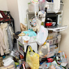 食材や食器が床置き&レンジ内にまで溢れたキッチンが劇的変化!【整理収納コンサル事例】の画像