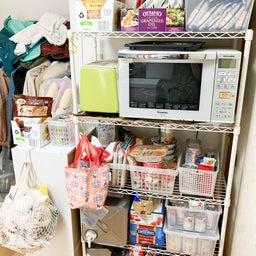 画像 食材や食器が床置き&レンジ内にまで溢れたキッチンが劇的変化!【整理収納コンサル事例】 の記事より 22つ目