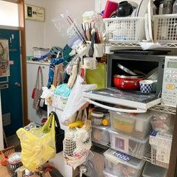画像 食材や食器が床置き&レンジ内にまで溢れたキッチンが劇的変化!【整理収納コンサル事例】 の記事より 4つ目