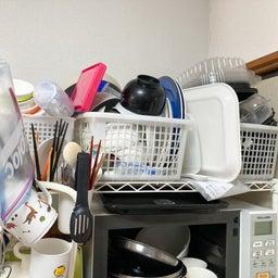 画像 食材や食器が床置き&レンジ内にまで溢れたキッチンが劇的変化!【整理収納コンサル事例】 の記事より 5つ目