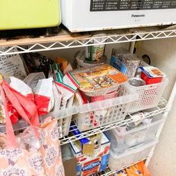 画像 食材や食器が床置き&レンジ内にまで溢れたキッチンが劇的変化!【整理収納コンサル事例】 の記事より 16つ目