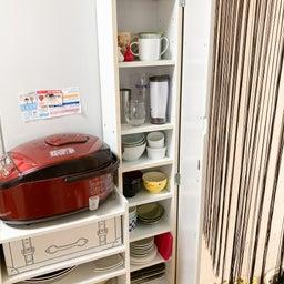 画像 食材や食器が床置き&レンジ内にまで溢れたキッチンが劇的変化!【整理収納コンサル事例】 の記事より 21つ目