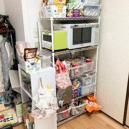 画像 食材や食器が床置き&レンジ内にまで溢れたキッチンが劇的変化!【整理収納コンサル事例】 の記事より 14つ目