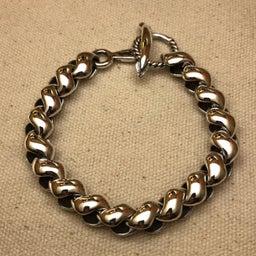 画像 SHAFT chain (Rope)M bracelet !!! の記事より 1つ目