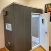 コネクターボックス付きの組立式防音室を設置致しました!の画像