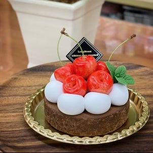 粘土交流会「さくらんぼ作り」にプチプレゼント♡の画像