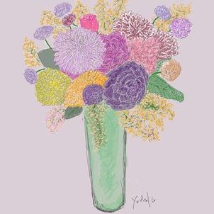 6月15日の誕生花アスチルベ たのしいことが始まりそうですの画像