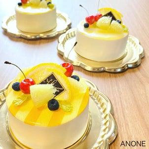 レモンとグレープフルーツのケーキ講座【追加】しました❣️の画像