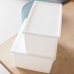 画像 セリアに新作ボックスが登場!スクエアBOXフタ付検証レポ & フタ付きボックス総復習 の記事より 6つ目
