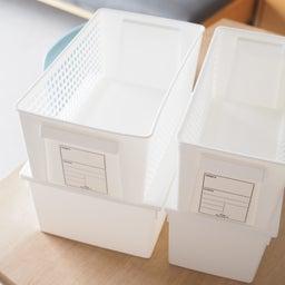 画像 セリアに新作ボックスが登場!スクエアBOXフタ付検証レポ & フタ付きボックス総復習 の記事より 9つ目