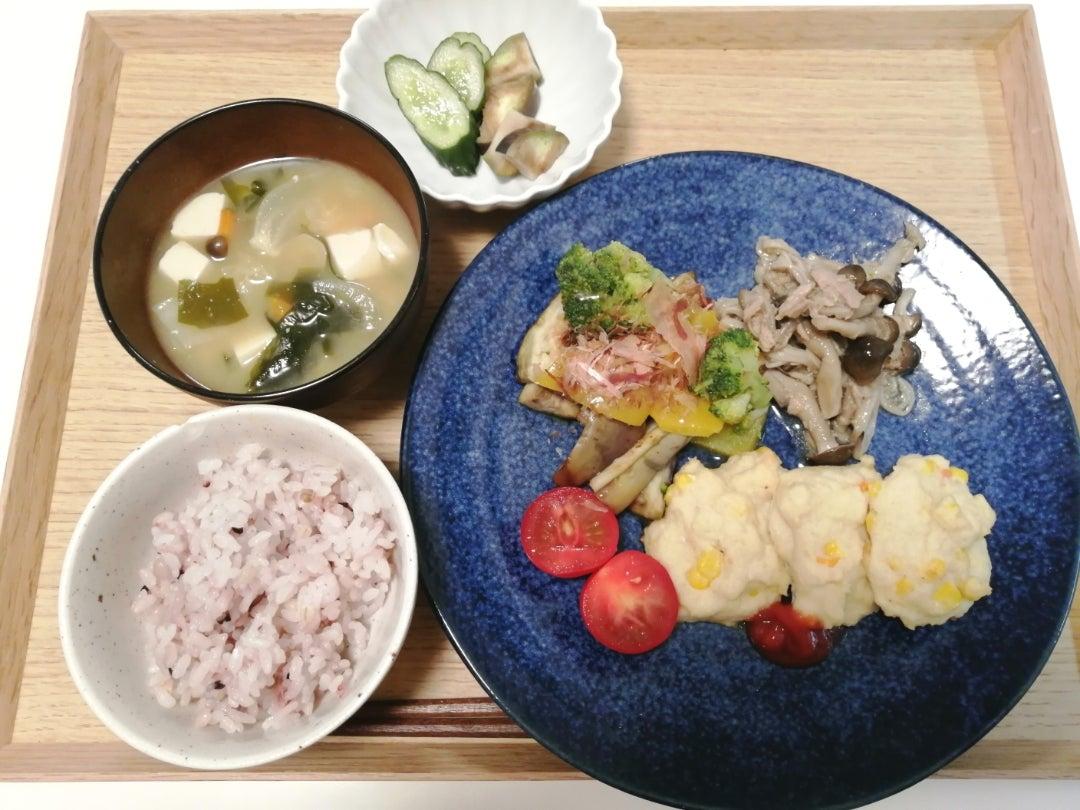 6/16 食事記録 お米生活3日目