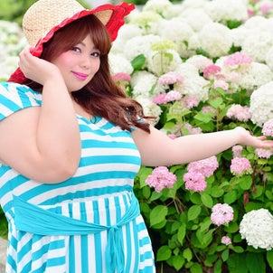 紫陽花の季節♡花と人の共通なことの画像