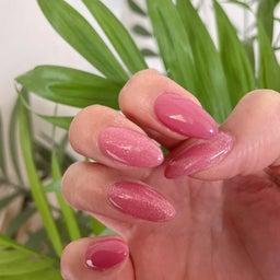 画像 pink nail♡ の記事より 3つ目