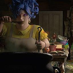 画像 スタジオジブリ最新作!ジブリ初のフル3DCG作品『劇場版 アーヤと魔女』新公開日が8/27に決定 の記事より 13つ目