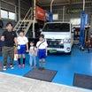 200系トヨタハイエ-ス 新車 カスタム多数 茨城県行方市から ご感想を頂きました 茨城より