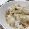 豆腐入り水餃子の画像