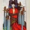 【今日のカード】ソードの8の画像
