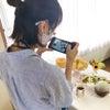 『1人じゃ絶対無理だと思って!』初めての米粉シフォン作りもマンツーマンだから大丈夫♡の画像