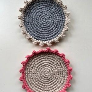 インスタライブ⭐︎かぎ針編みのピコットの編み方!の画像