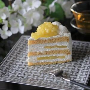 ゴージャスなご褒美ケーキの画像