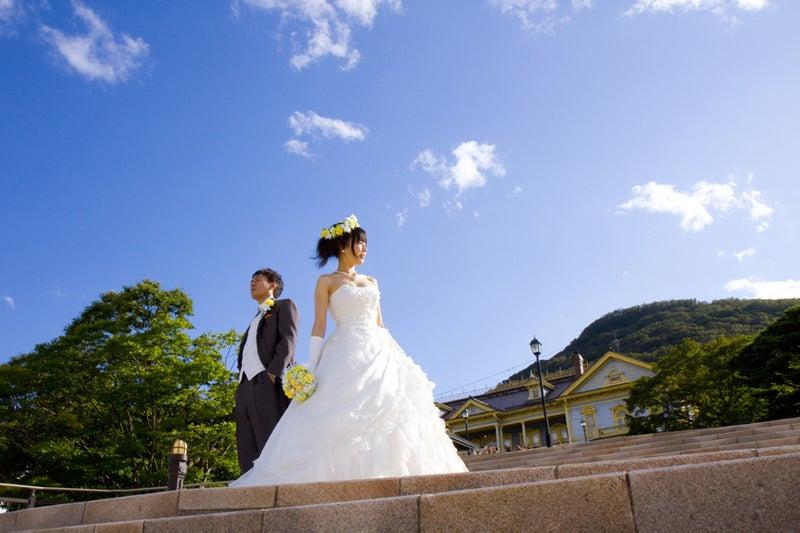 北海道函館のフォトウエディング