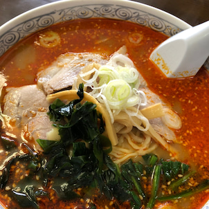 【庄内町余目】三平食堂さんの中国ラーメン+ブログの紹介有の画像
