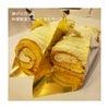 ❋娘が父の日に料理教室でロールケーキ作ってきた♡&コストコのディナーロールパン収納(笑)❋の画像
