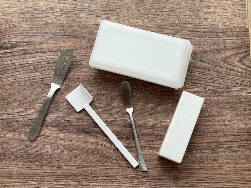 ダイソーおすすめバターナイフ バターケース