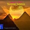 ピラミッドに陽が落る魔法夜~夏至.Summer Solstice.الانقلاب الصيفيの画像