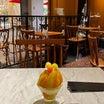 大阪阪急うめだ本店9階 「喫茶 Largo(ラルゴ)」
