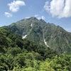 梅雨の晴れ間に、晴天の谷川岳を堪能♪の画像